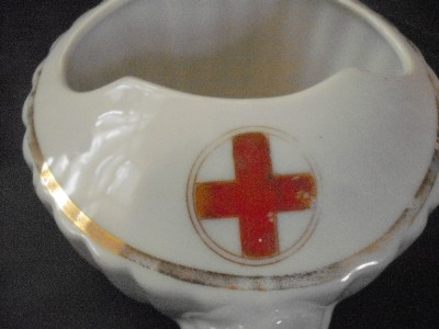 Antique Hospital or Hospital Ship Feeding Cup