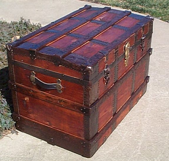 Refurbished Trunks #268