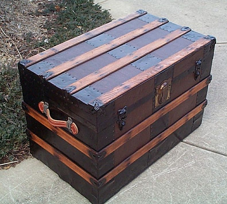 Refurbished Trunks #270