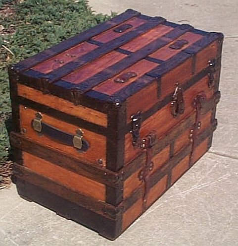 Refurbished Trunks #271