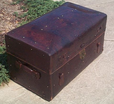Refurbished Trunks #273