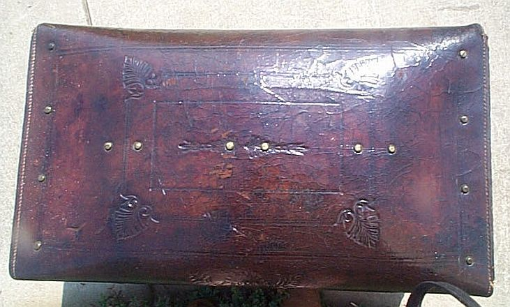 Antique Trunk #273
