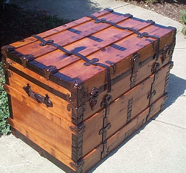 Refurbished Trunks #282