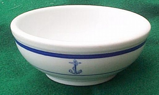 deep medium serving bowl, anchor