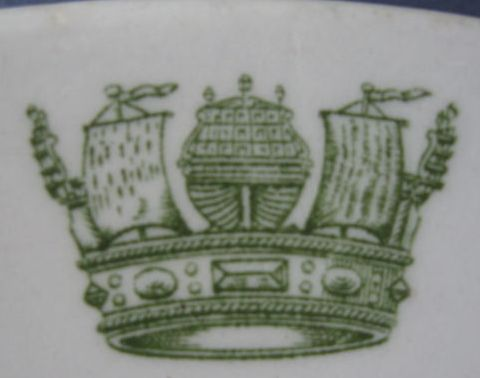 british royal navy admiralty plate