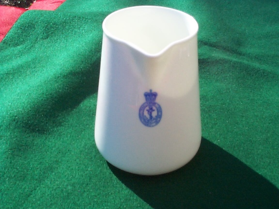 1964 British Royal Navy Cream Pitcher