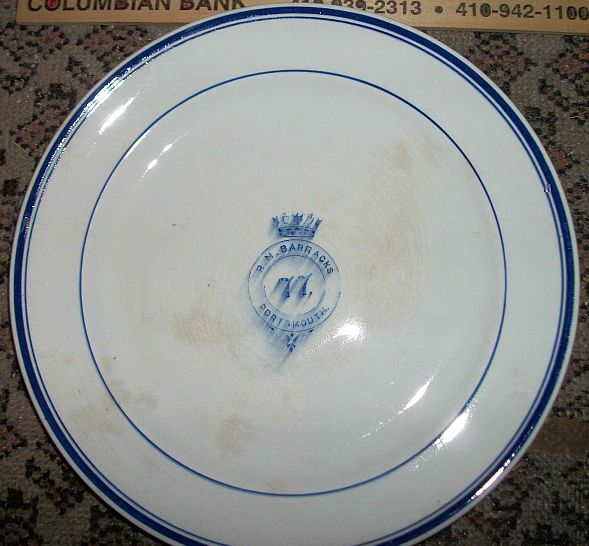 Royal Navy Barracks, Portsmouth Mess No 77