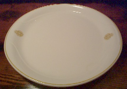 royal canadian navy serving platter RARE!!