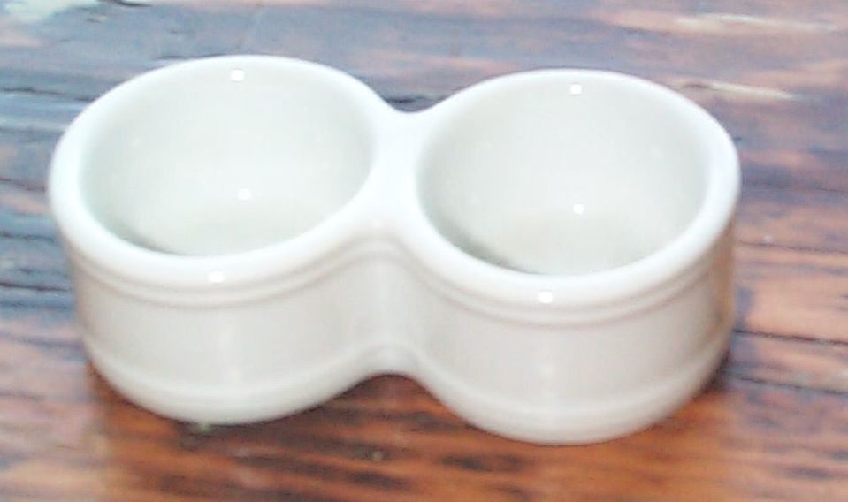 German Kriegsmarine Salt Pepper and Condiment Dish