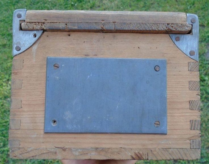 wwii german navy kriegsmarine standard issue regulation seaman's ditty box