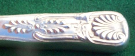 US Navy Cutlery Carving Knife Captains in Kings Design