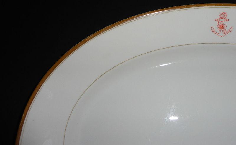 imperial japanese navy platter