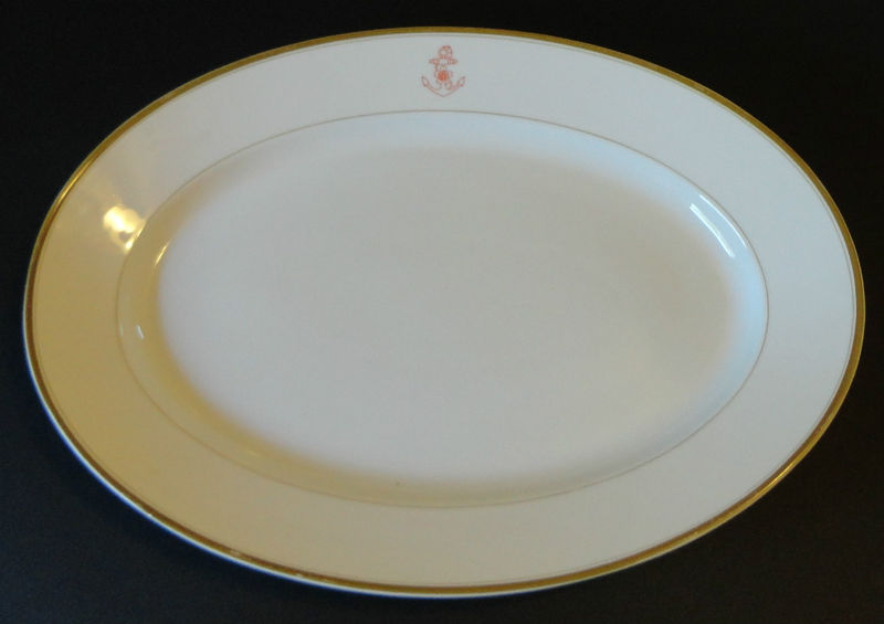 imperial japanese navy serving platter