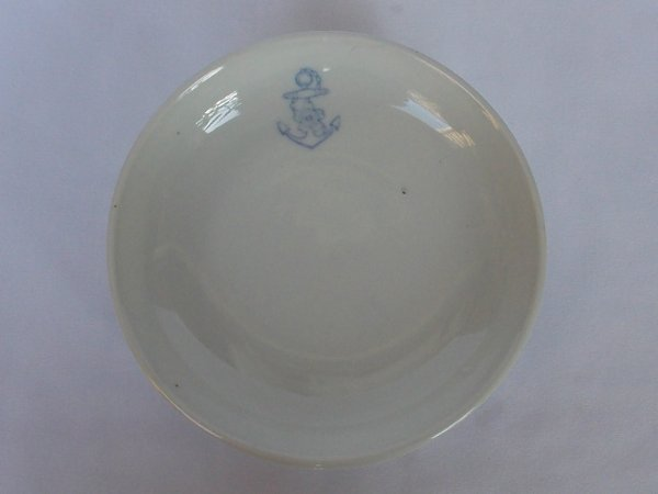 Imperial Japanese Navy, WWII Officers Dish