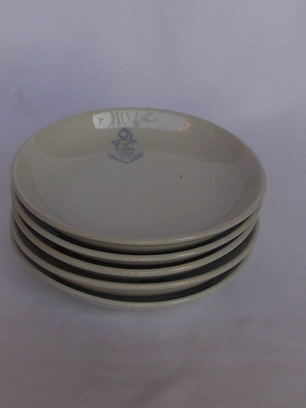 Imperial Japanese Dinnerware shallow bowl or dish