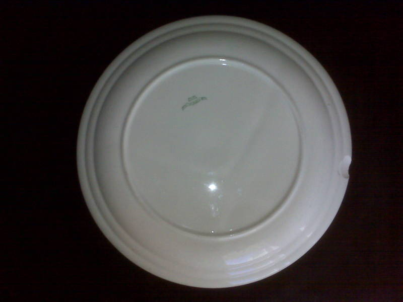 imperial japanese navy partioned serving or dinner plate
