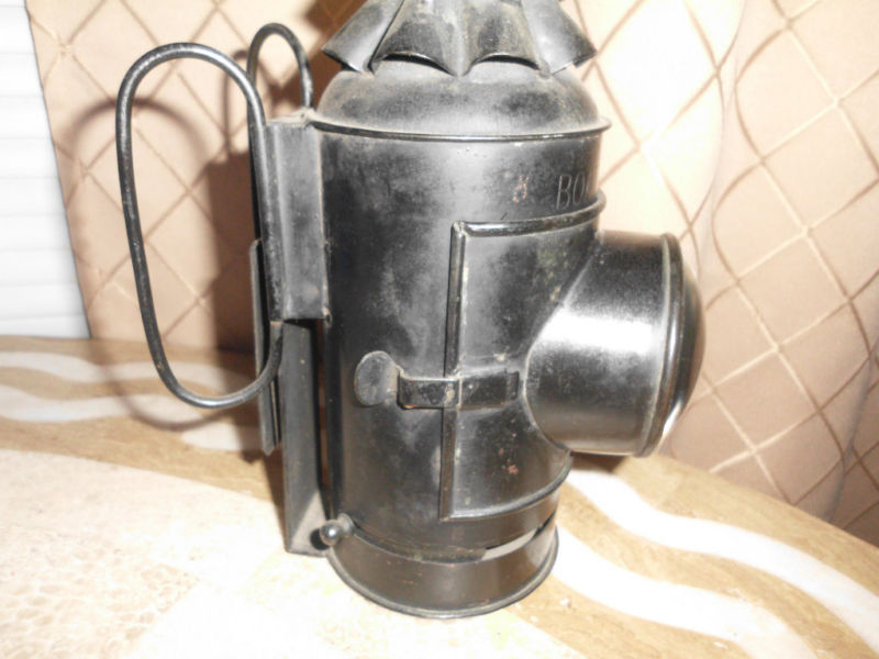 National Marine Lamp Co Boat Signal Light