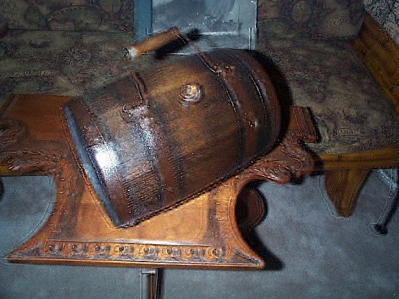 Small Water Keg or Water Cask