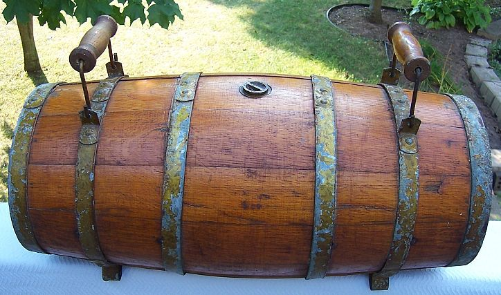 Antique Rum, Grog or Water Keg or Water Cask