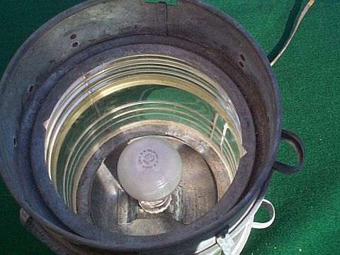 BT White Navigation Light, Mast Light or Anchor Light