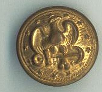 Civil War Union Navy Button