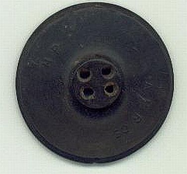 Union Navy Peacoat Button