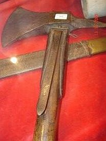 french hache abordage m1833 boarding axe