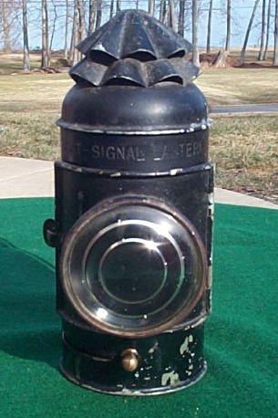 Handheld Boat Signal Lantern or Lamp