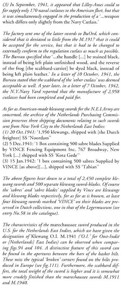 Historical Information on the Dutch Klewang Cutlass Page 2