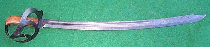 M1911 Hembrug Klewang For Sale