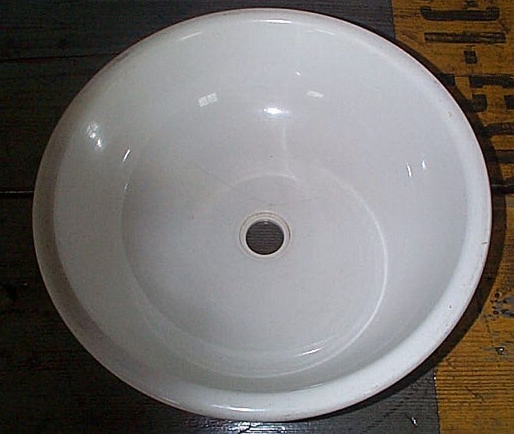 us navy enlisted porcelain sink