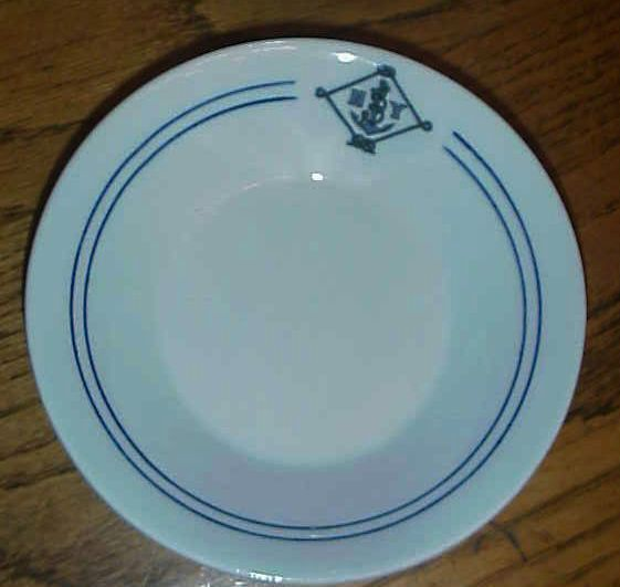NYNM 5 inch condiment bowl