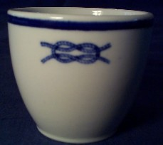 junior grade officer Demitasse Coffee Cup