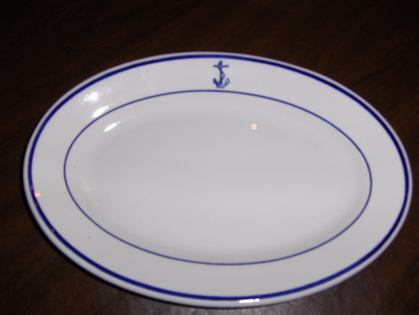 rarest of the rare serving platter, anchor