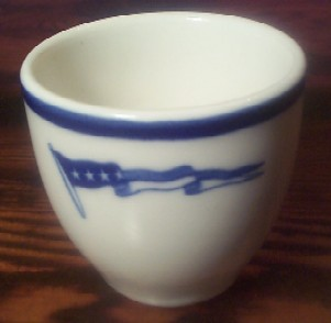 captain demitasse coffee cup