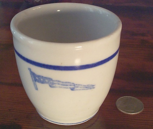 captain watchstanding mug