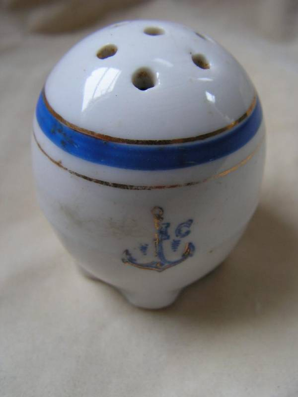 soviet navy salt shaker