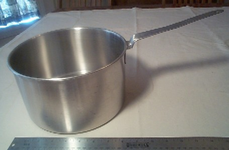 Medium Size US Navy Cooking Pot