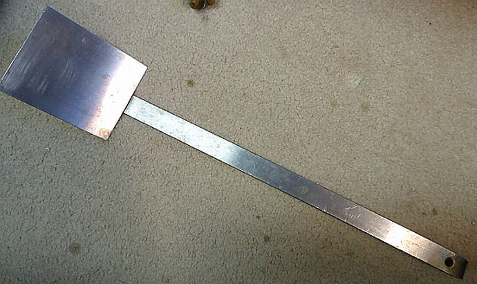 us navy enlisted stainless steel mess deck galley food preparation spatula