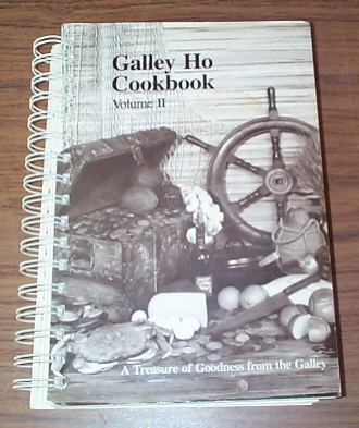 Galley Ho Nautical Cook Book
