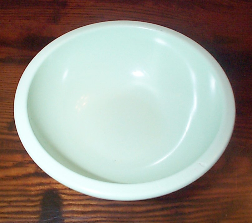 usmc marine corps enlisted mess green plastic bowl