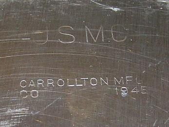USMC Marine Corps Field Mess Bowl