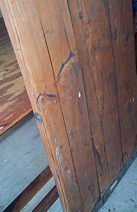 Liberty Ship Wooden Hatch Cover #65 View
