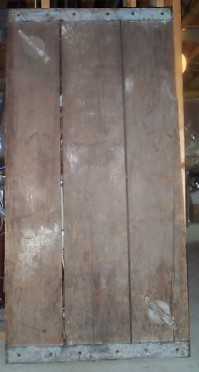 Liberty Ship Wooden Hatch Cover Unrestored  RARE!