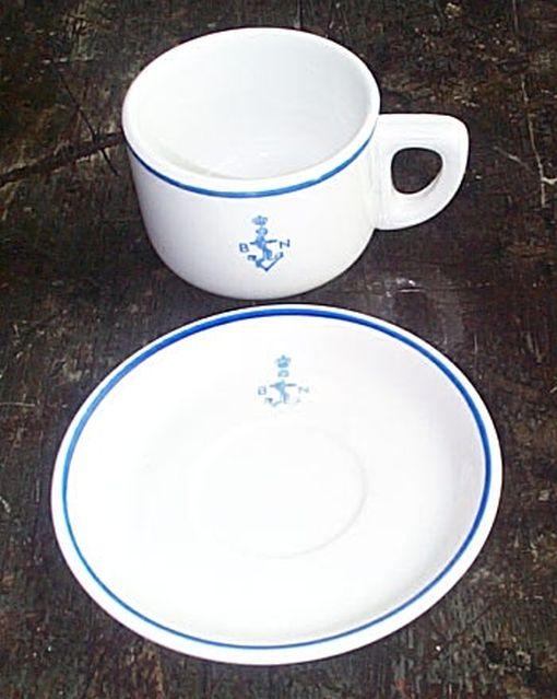 greek navy gravy boat bottom mark greek navy saucer bottom mark & Greek Navy Cup Saucer Dinnerware and Tableware