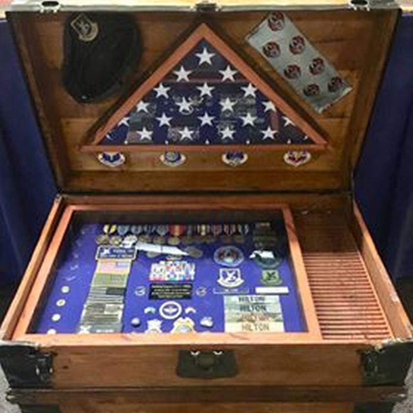 Ideal Army Navy Retirement Shadow Box ideas or Military Shadow box Idea  VC28