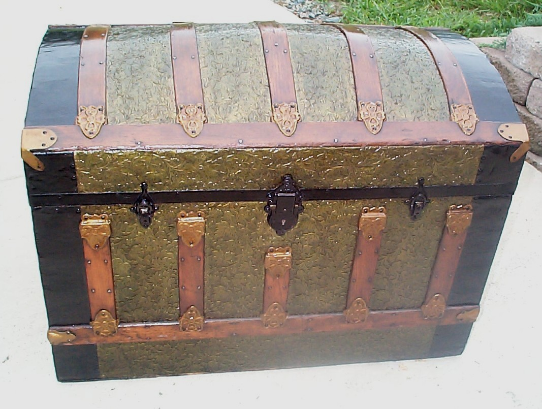 Preferred 96 Authentic Naval Antique Pirate Chests, or Buccaneer and  PZ31